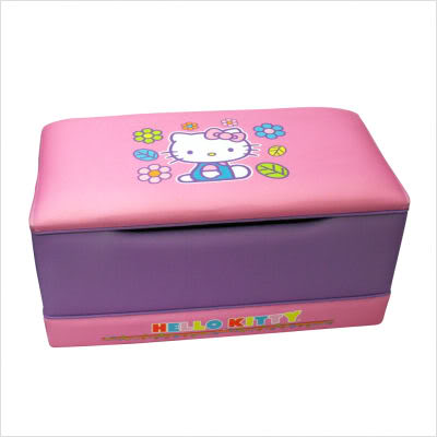 Hello Kitty Toy Box