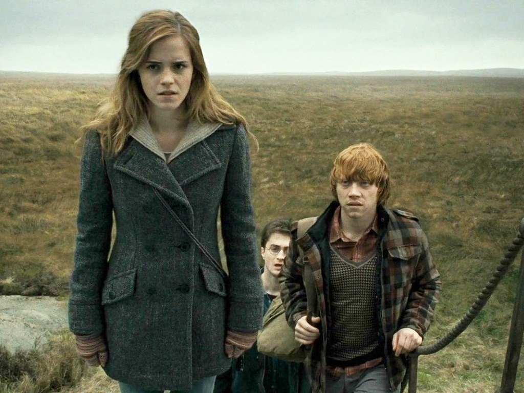 Hermione Granger 壁纸
