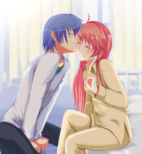 Hinata and Yui - angel beats yui Photo (25626787) - Fanpop