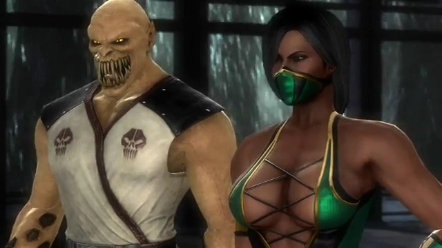 The Ladies Of Mortal Kombat Images Jade Wallpaper And Background