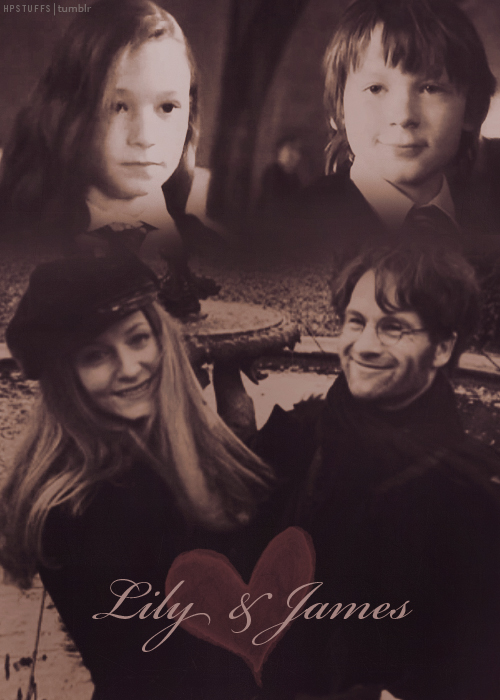 Lily and James Potter images James and Lily wallpaper and ...