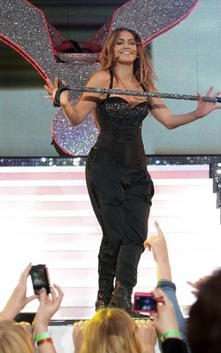 Jennifer Lopez at Summertime Ball on June 12, 2011