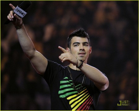 Joe Jonas We Day! 26/27 Septmb