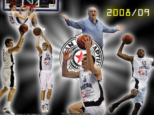 KK Partizan پیپر وال