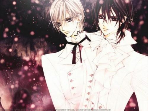 Kaname and Takuma<3 <3