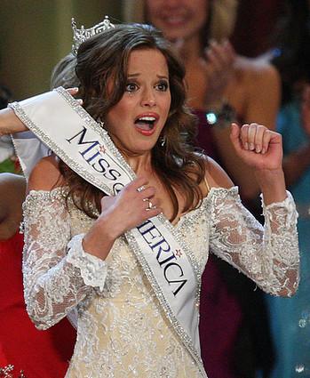 Katie Stam 2009 miss america winner