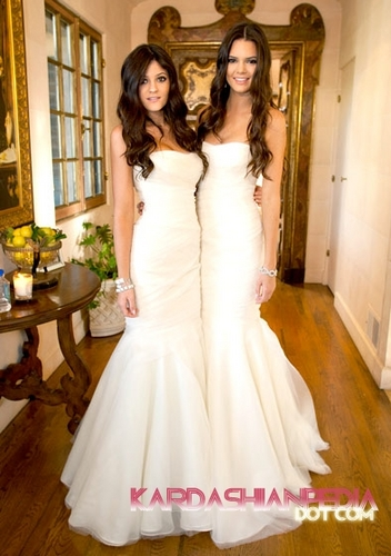 Kim Kardashian & Kris Humphries Wedding 写真