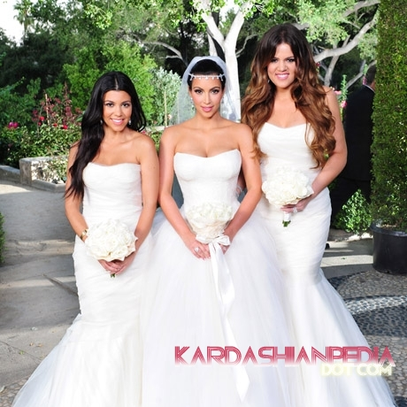 Khloe Kardashian images Kim Kardashian & Kris Humphries Wedding ...