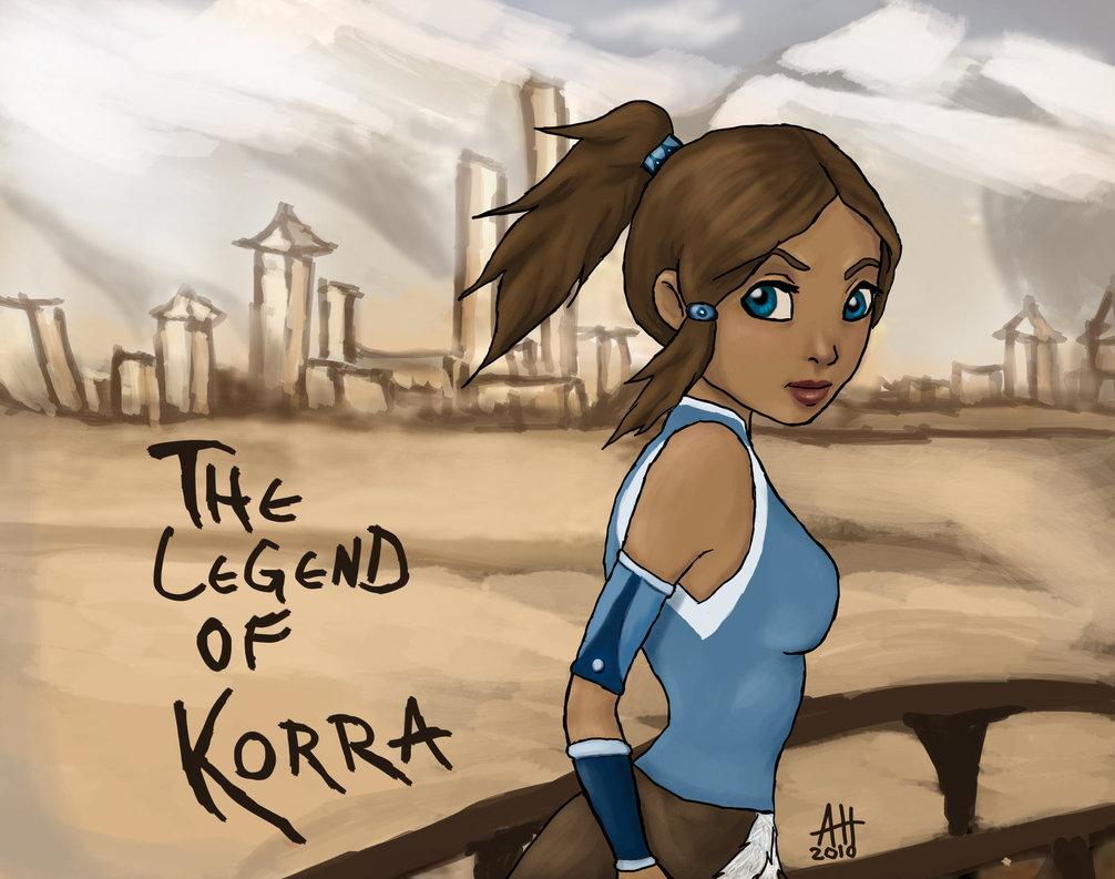 Avatar the legend of korra korra