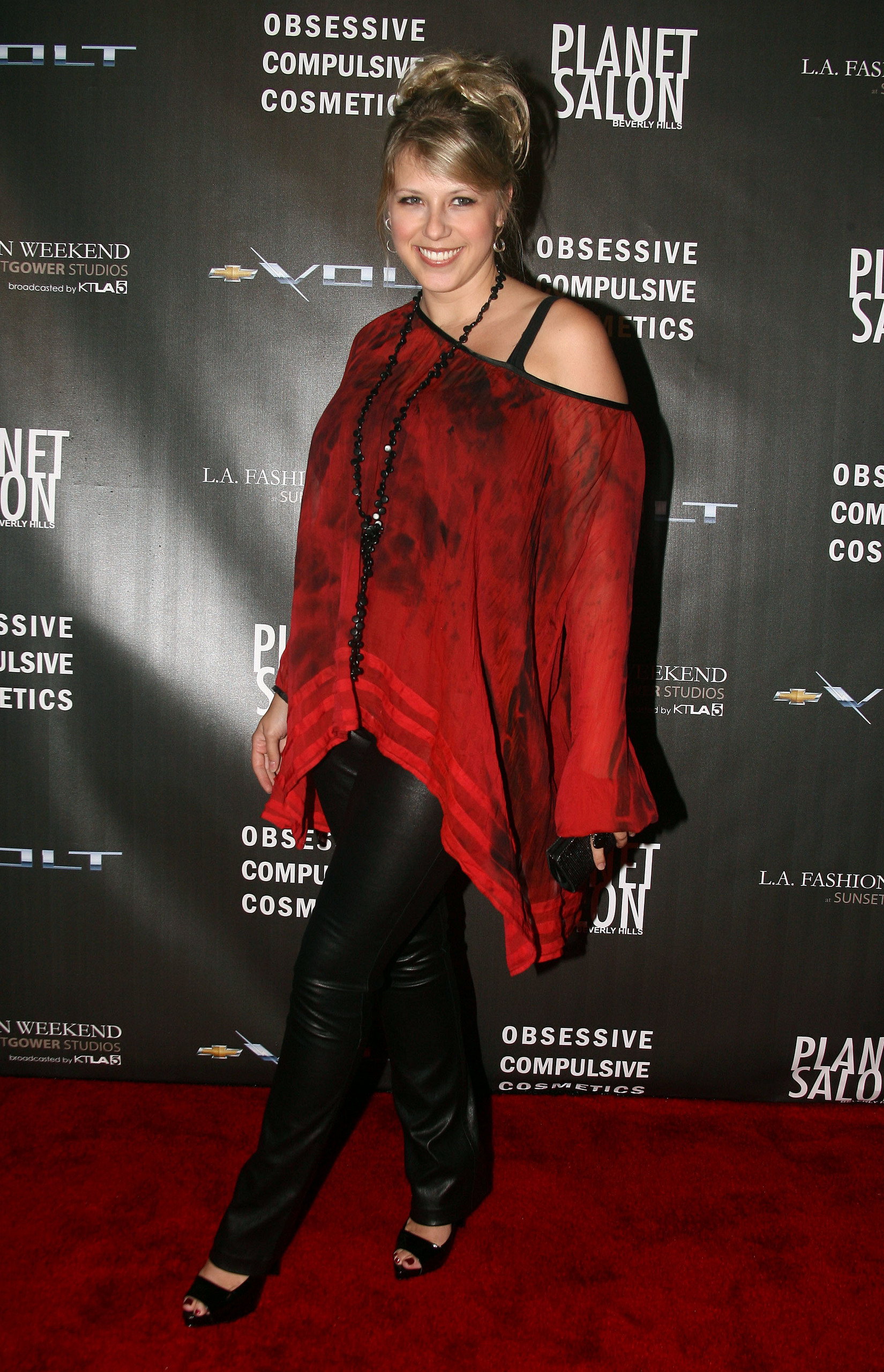 La Fashion Week Jodie Sweetin Photo 25634540 Fanpop