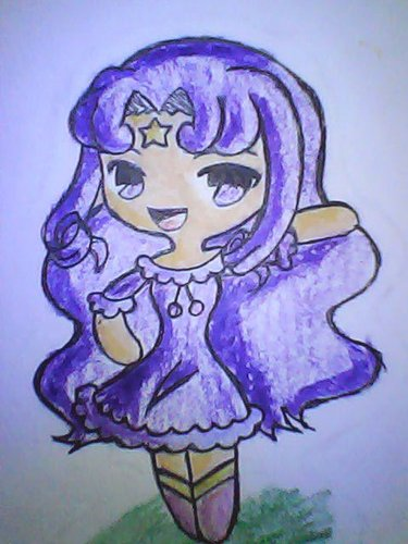 LSP in chibi form