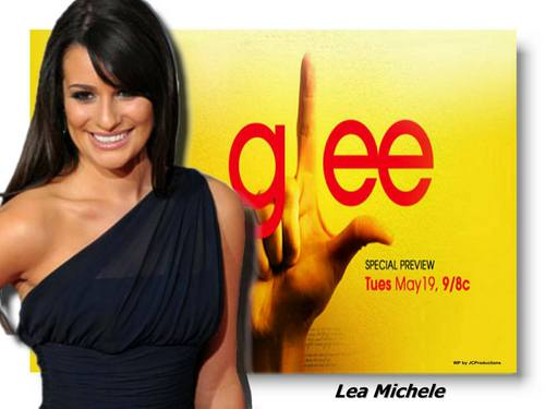 Lea Michele of স্বতস্ফূর্ত