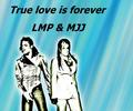 Lisa & MIchael - michael-jackson-and-lisa-marie fan art