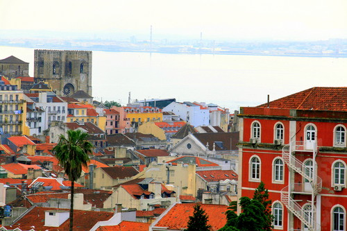 Lisbon-my city sejak my sister