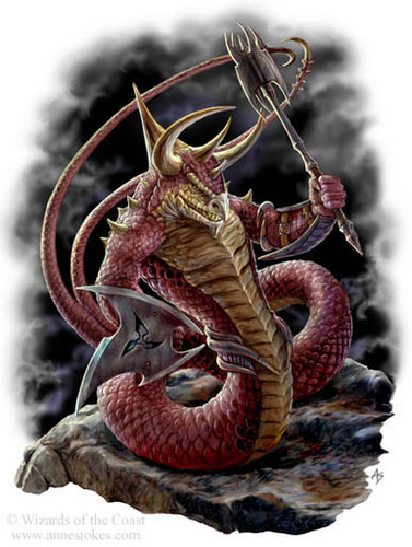 lagarto Warrior