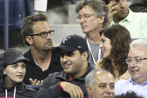 Lizzy & Matthew Perry