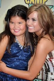 Madison and Demi!