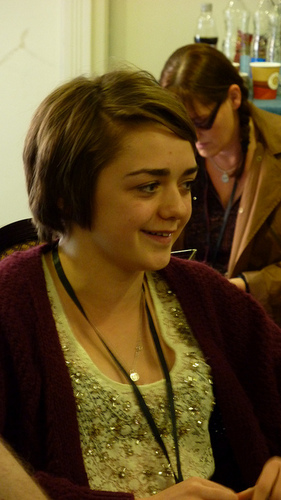 Maisie Williams @ TitanCon