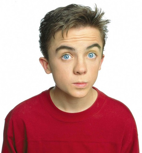 Malcolm In the Middle wallpaper containing a portrait entitled Malcolm In the Middle