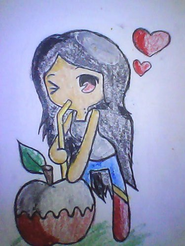 Marceline in Chibi form