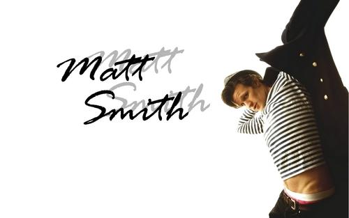 Matt Smith <3
