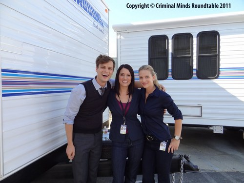 Matthew, Paget and AJ