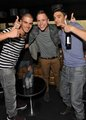 Max, Olly & Tom! On A Boyz Nite Out ;) 100% Real ♥