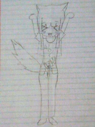 Me as an okamimimi X3