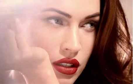 Megan Fox for Giorgia Armani Beauty´s 2011 Christmas Collection