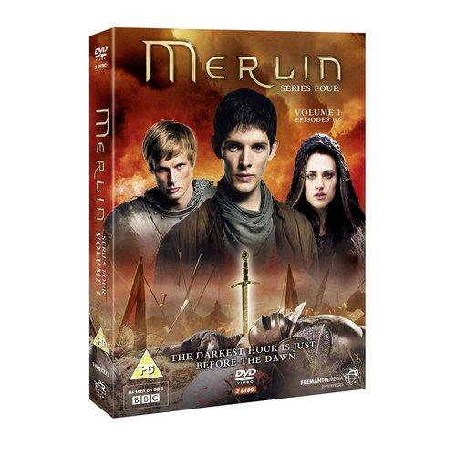 Merlin DVD S4
