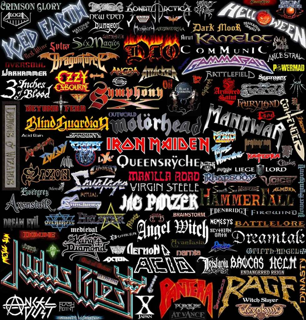 Let 39 s talk about metal logos i 39 m writing a piece for a for Classic 90 s house music list