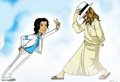 Michael and God - michael-jackson photo