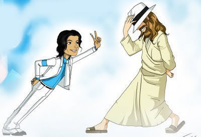 Michael and God