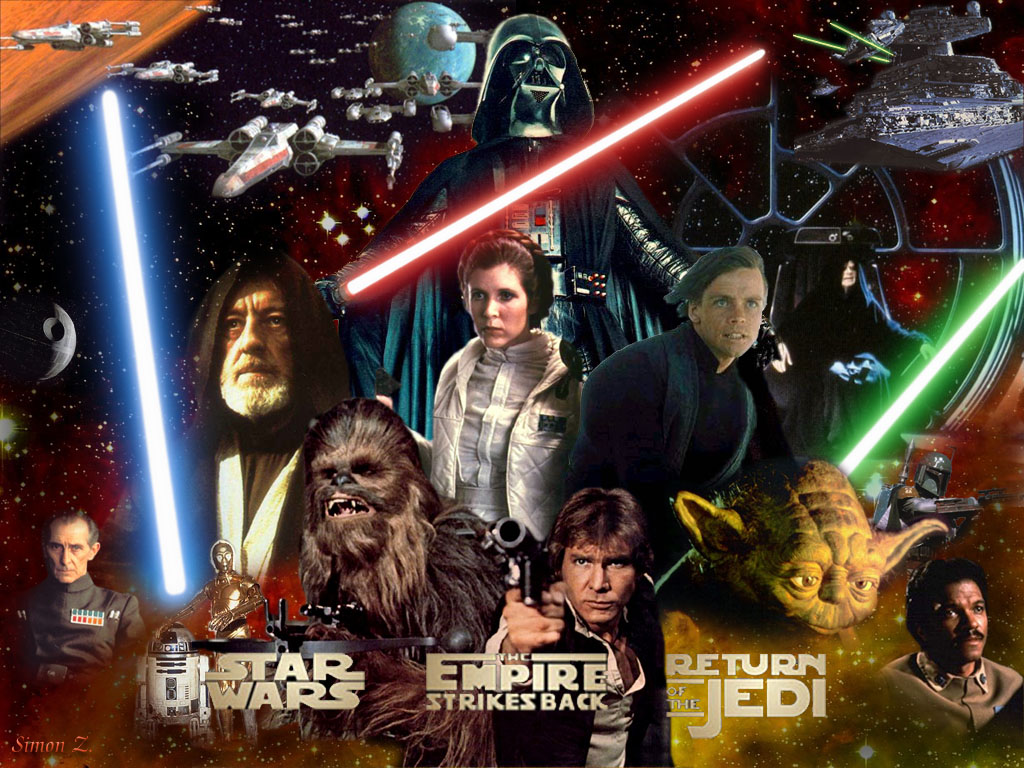 Star wars more star wars saga wallpapers