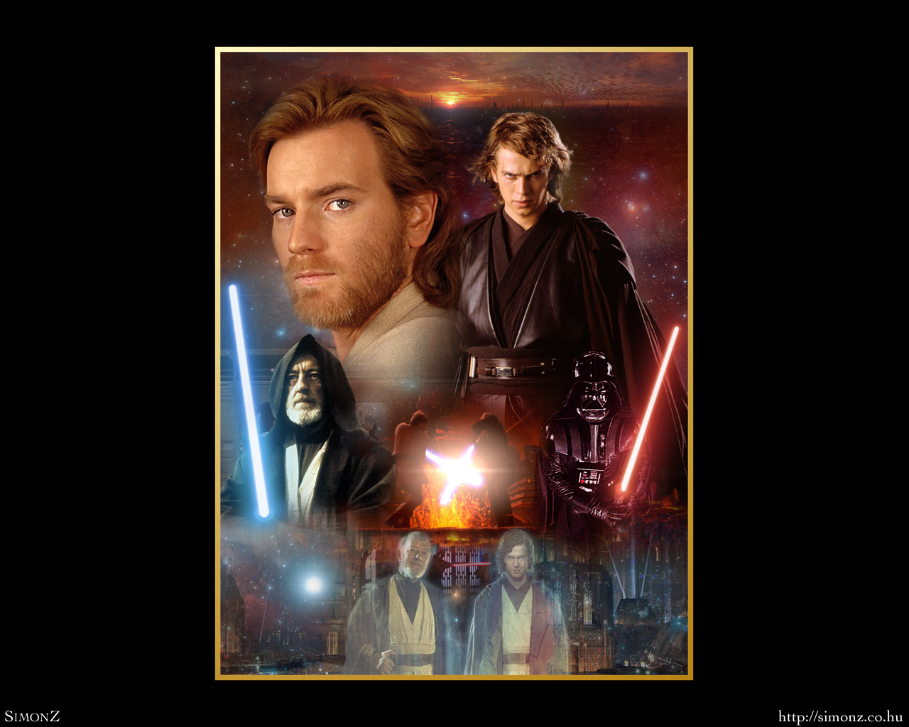 More Star Wars Saga Wallpapers Star Wars Wallpaper 25692007 Fanpop