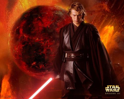 più stella, star Wars Saga wallpaper