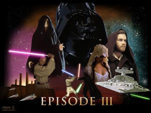 plus étoile, star Wars Saga fonds d'écran