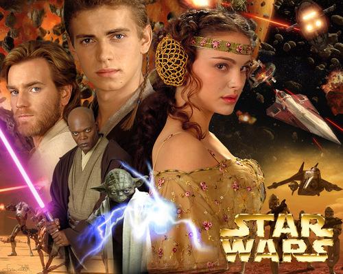 mais estrela Wars Saga wallpapers