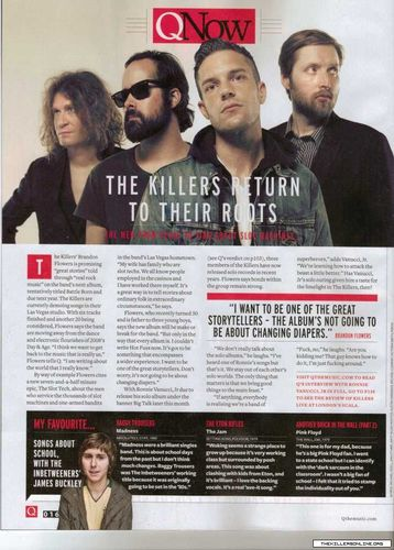meer scans from Q Magazine