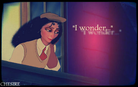 Mother Gothel - I Wonder