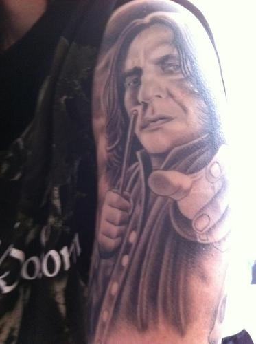 My Snape Tattoo