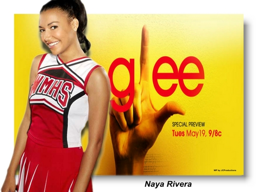 Naya Rivera of Хор