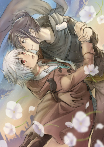 Nezumi and Sion