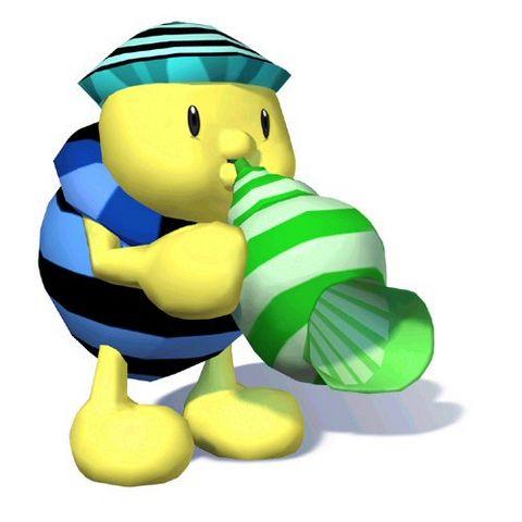 Super Mario Sunshine karatasi la kupamba ukuta entitled Noki