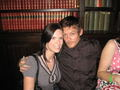 Norman with fan