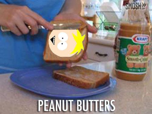 arachide, arachidi Butters