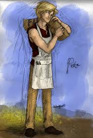 Peeta Mellark Fan Arts