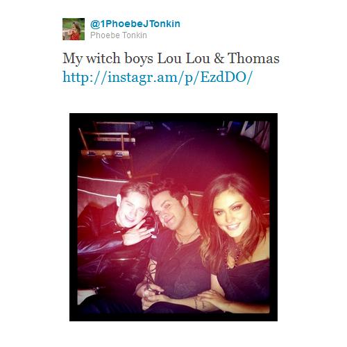 Phoebe & Thomas
