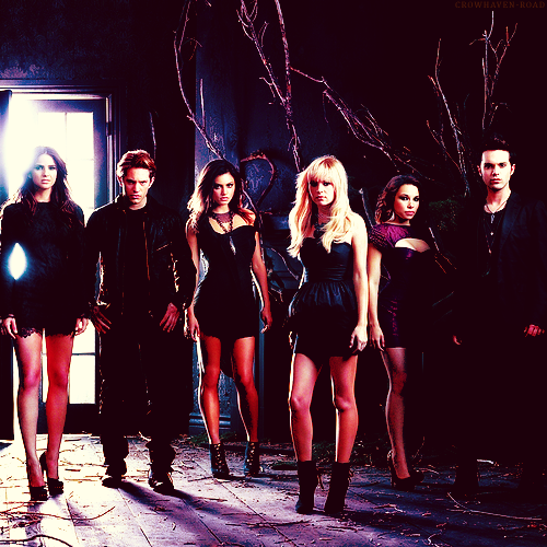 Phoebe with TSC cast