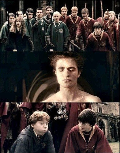 Poor Ron XD